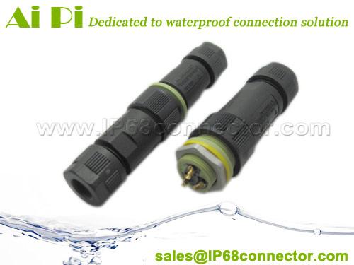 EC-L IP68 Waterproof Connector-w