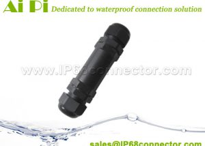 ST-01 IP68 Waterproof Cable Connector