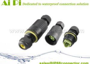 ST-02 IP68 Waterproof Connector-w