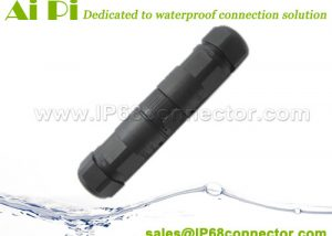 ST-03 IP68 Waterproof Cable Connector-25A-Screw Type-W