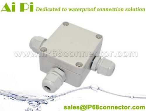 JB-02: IP65 Waterproof Junction Box – T Type