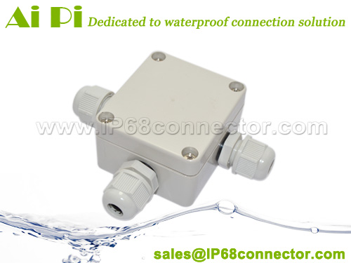 IP65 Waterproof Junction Box - 2 Way