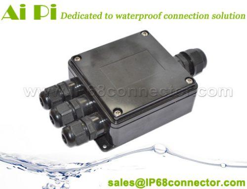JB-03:IP65 Waterproof Junction Splitter Box