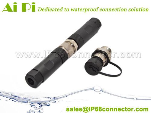 M12 Waterproof Connector-w