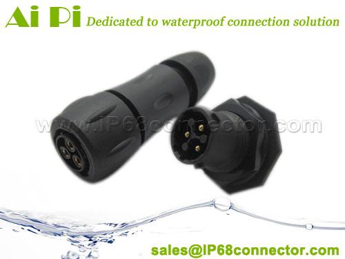 IP68 IP69K Waterproof Electrical Connector