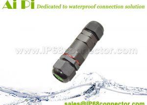 ST-05 IP68 Waterproof Connector – Screw Type