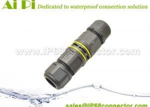 ST-06 IP68 Waterproof Connector – Screw Type